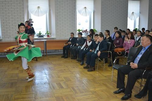 Встреча с монгольскими городами-побратимами Дархан и Эрдэнэт