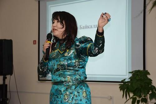 В ЦГБ им. И. К. Калашникова прошел творческий вечер «Мой край у Байкала»