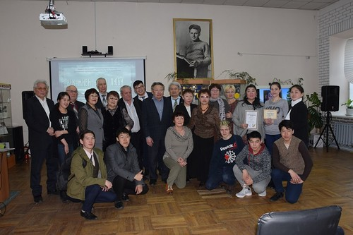 Вечер в честь 80-летия писателя Валентина Распутина