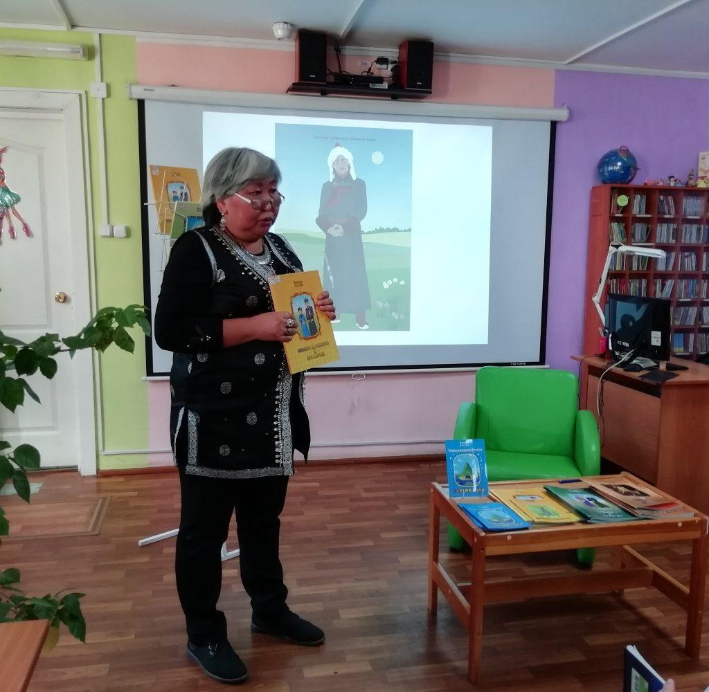 Встреча с Викторией Петровной Алагуевой