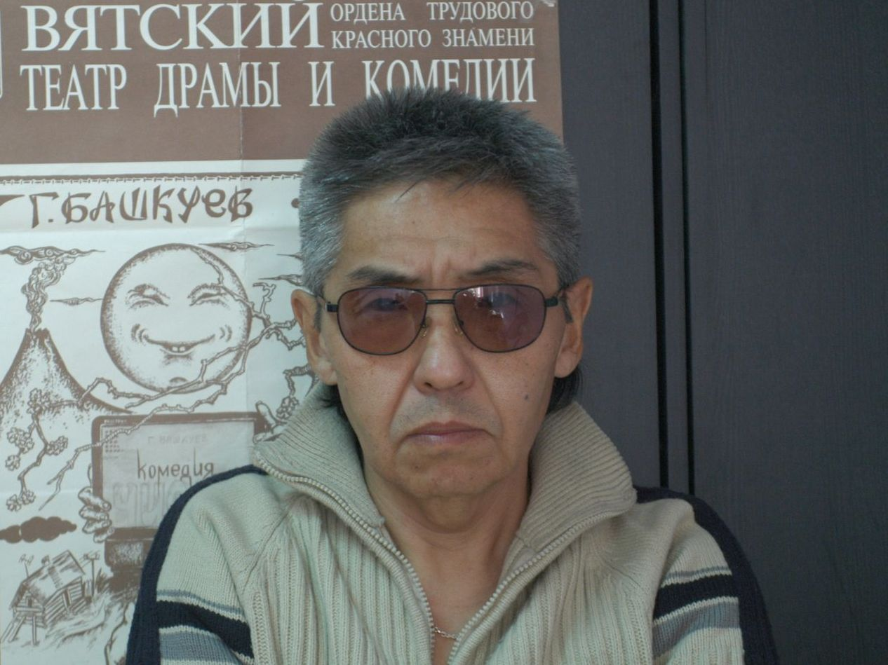 Башкуев Геннадий Тарасович