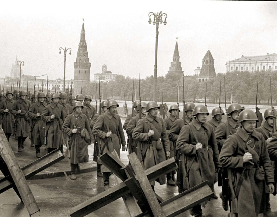 Тест «Великая Отечественная война»