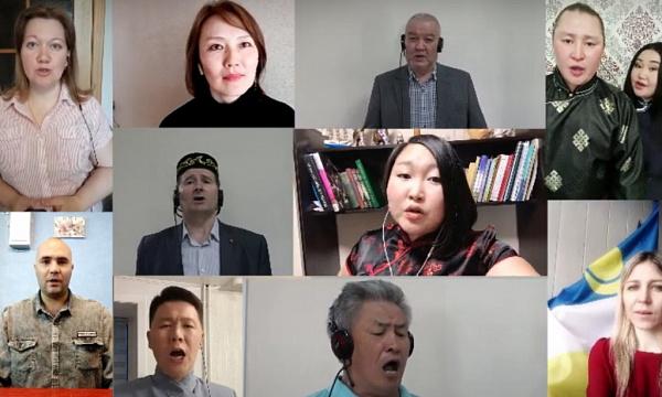 Видеоролик «Бурятия объединяет друзей»