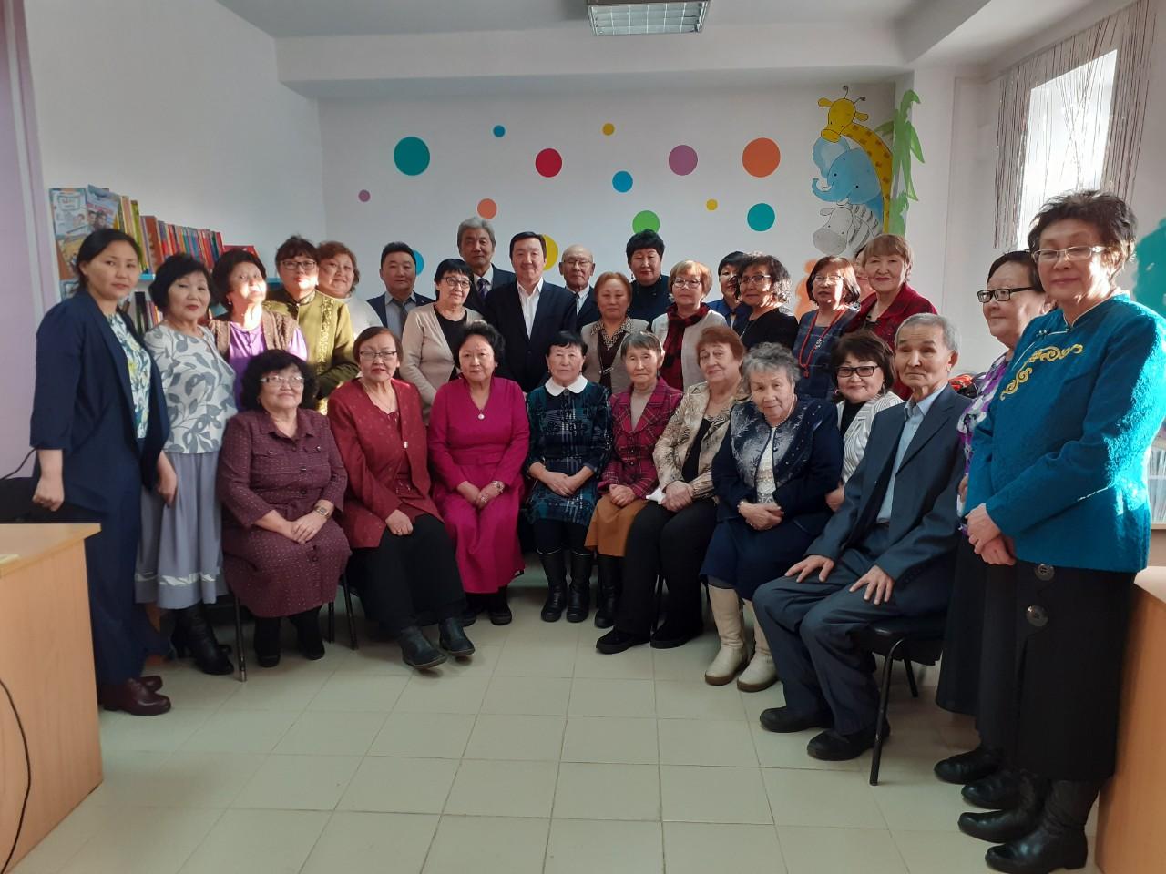 К 85-летию российского и бурятского композитора