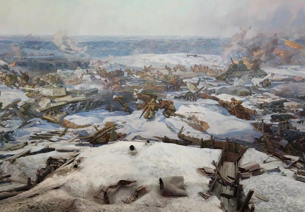 Онлайн-урок мужества «Великая битва на Волге»