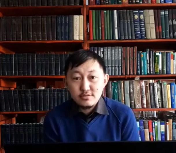 Прямой эфир «Солбон Ангабаев и поэзия Курумкана»