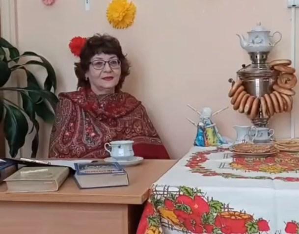 Онлайн-программа «Сударыня Масленица»