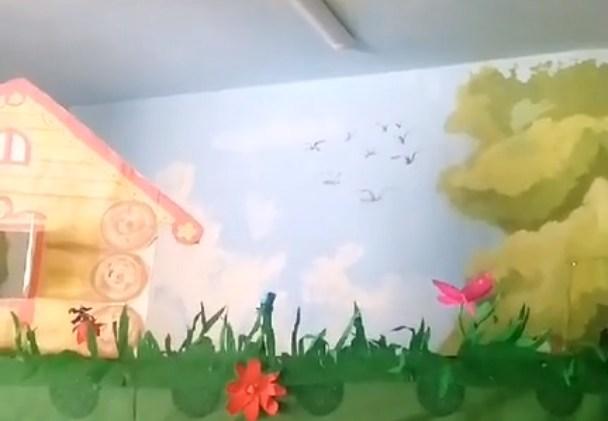 Спектакль «Теремок» на бурятском языке