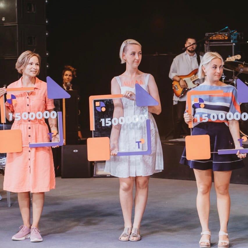 Виктория Ситникова – победитель в конкурсе креативных идей на фестивале «Таврида.АРТ»