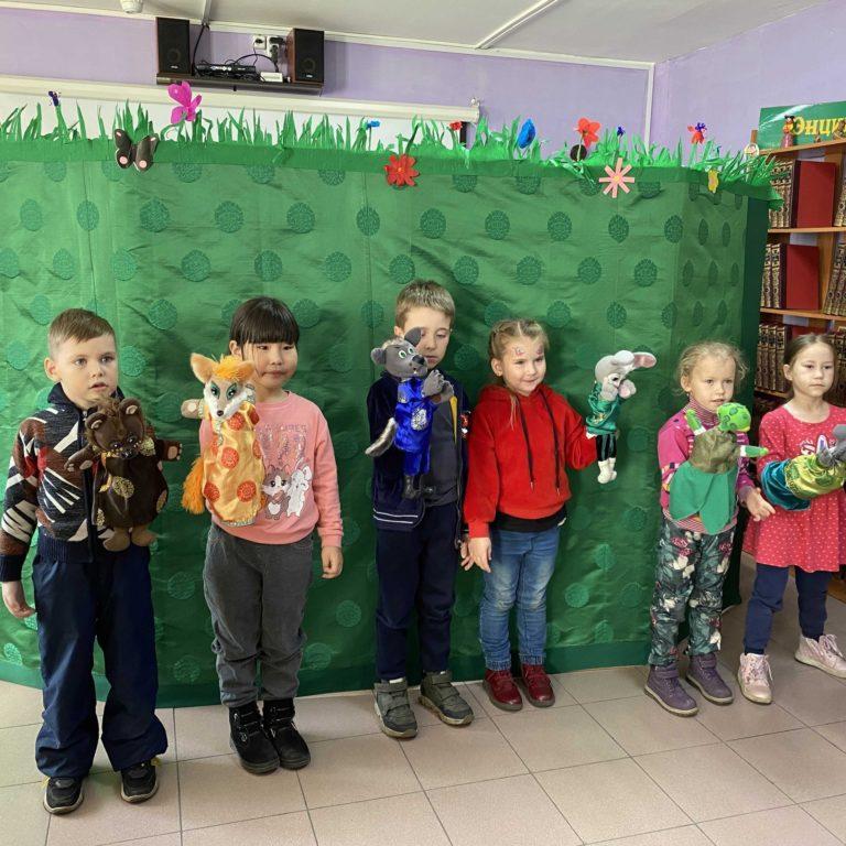 Дни бурятского языка в Детской библиотеке